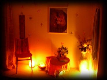 Oase in Ulm für Tantra und Massage von Alexandra